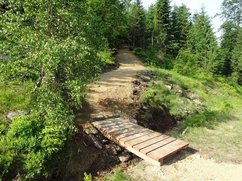 Obnova návštěvnické infrastruktury v Jizerských horách