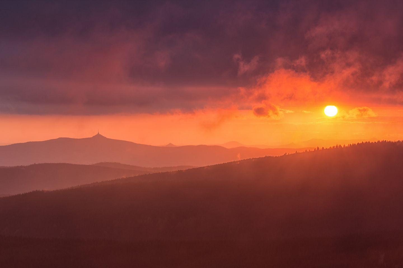 Hlasujete o nejhezčí fotku Jizerských hor