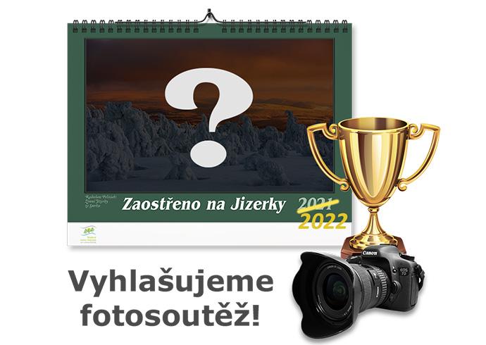 Další ročník fotosoutěže Zaostřeno na Jizerky byl vyhlášen
